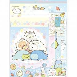 Sumikko Gurashi Sea Life Letter Set