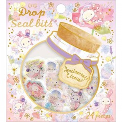 Sentimental Circus Dreamy Forest Drop Seal Bits Stickers Sack