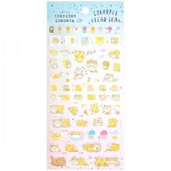 Stickers Colorful Clear Corocoro Coronya