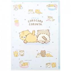 Corocoro Coronya Chibi Story File Folder