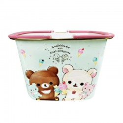 Korilakkuma Happy Ice Cream Basket