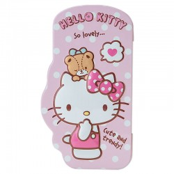 Estuche Lata Hello Kitty