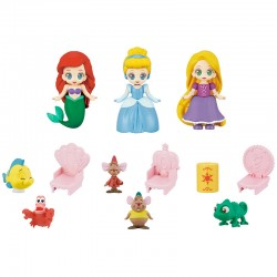 Disney Characters Pricot Poupee Mini Figure