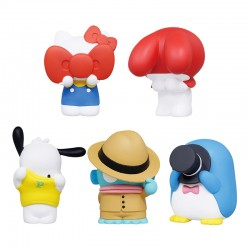 Sanrio Characters Hide & Seek Mini Figure Gashapon