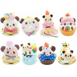Kyara Sweets Panda Cafe Charm