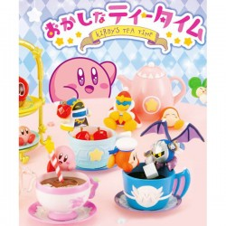 Kirby's Tea Time Re-Ment