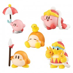 Mini Figura Kirby Pupupu Friends 2 Gashapon