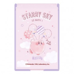 Kirby Starry Sky Pocket Size Mirror
