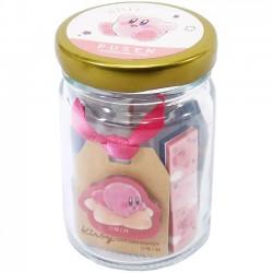 Cotton Candy Kirby Sticky Notes Jar