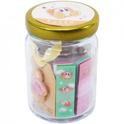 Cotton Candy Waddle Dee Sticky Notes Jar