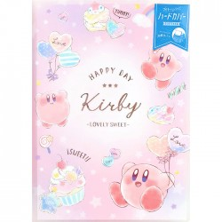 Kirby Lovely Sweet File Folder