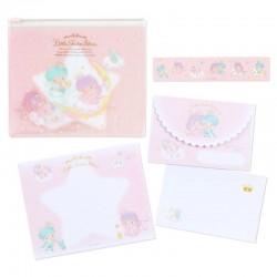 Little Twin Stars Aurora Fantasy Letter Set