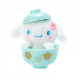 Mini Peluche Sakura Bowl Cinnamoroll