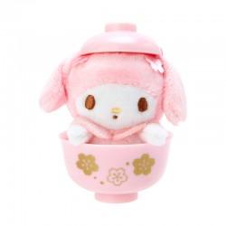 Sakura Bowl My Melody Mini Plush