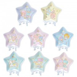 Little Twin Stars Aurora Fantasy Mini Plate Blind Box