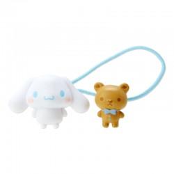 Elástico Cabelo Sanrio Characters Mascot Cinnamoroll