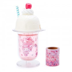 Set Washi Tapes Ice Cream Sundae My Melody