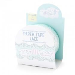Cinnamoroll Lace Die-Cut Washi Tape