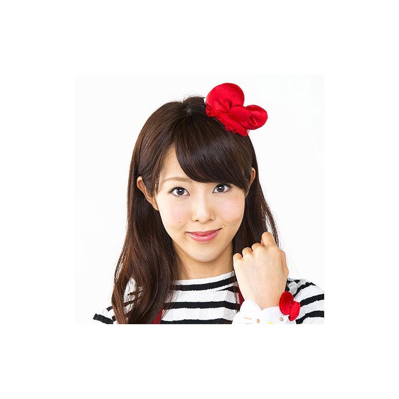 Hello Kitty Hair Clip Kawaii Panda Making Life Cuter