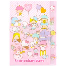 Sanrio Characters Fun Days Index File Folder