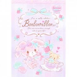 Bonbon Ribbon Cute-aholic Memo Pad