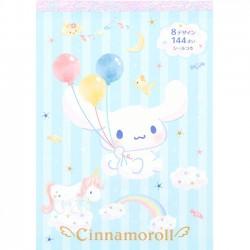 Bloco Notas Cinnamoroll Fulla Fun!