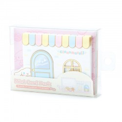 Cinnamoroll Cafe Mini Cards Set