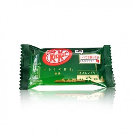 Mini Kit Kat Té Verde Matcha