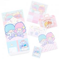 Cartões Memo Die-Cut Little Twin Stars Dream