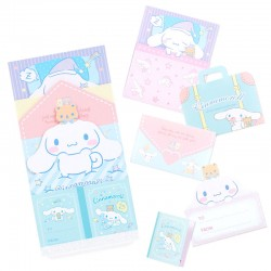 Cartões Memo Die-Cut Cinnamoroll Fulla Fun!