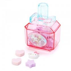 Hello Kitty Erasers Perfume Bottle Set