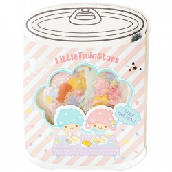 Saco Stickers Kawaii Can Little Twin Stars