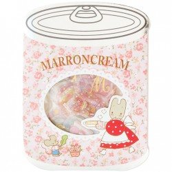 Saco Stickers Kawaii Can Marroncream