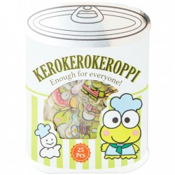 Saco Stickers Kawaii Can Keroppi