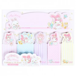 My Melody Springtime Index Sticky Notes