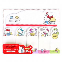 Hello Kitty Activities Index Sticky Notes