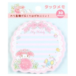 Post-Its Die-Cut My Melody & Flat