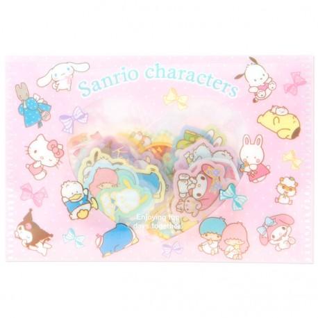Bolsa Pegatinas Sanrio Characters Fun Days