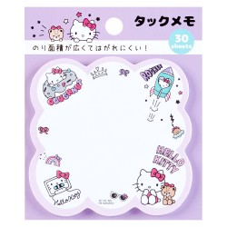 Hello Kitty Rocket Die-Cut Sticky Notes