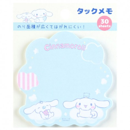 Cinnamoroll Fluffy Clouds Die-Cut Sticky Notes