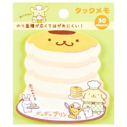 Post-Its Die-Cut Pompom Purin Pancakes