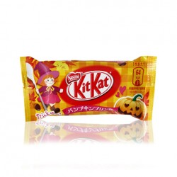 Kit Kat Mini Pumpkin