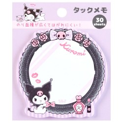 Kuromi Vanity Mirror Die-Cut Sticky Notes