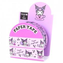 Kuromi Style Washi Tape