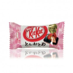 Mini Kit Kat Morango Tochigi