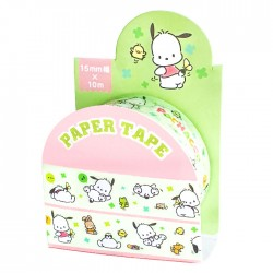 Pochacco Little Friends Washi Tape