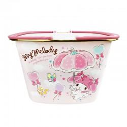 My Melody Strawberry Umbrella Basket
