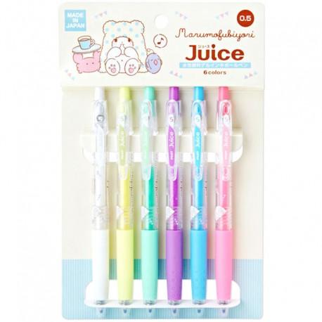 Marumofubiyori Relaxing Juice Pens Set