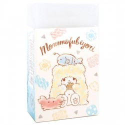 Marumofubiyori Moppu & Friends Eraser