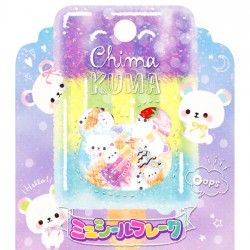 Saco Stickers Chima Kuma